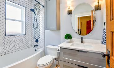 Грибки в нашем доме: место обитания – ванная комната
