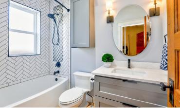 Грибки в нашому домі: місце проживання - ванна кімната