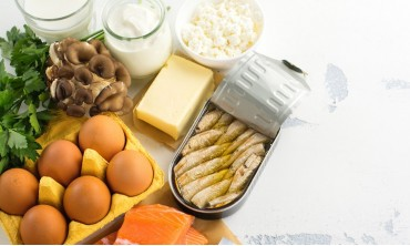 Вітамін D: історія, користь, вміст у продуктах