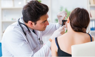 Мікробіологічне дослідження. Біоматеріал з вух