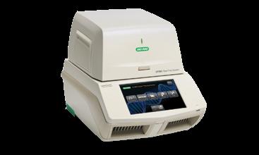 Система ПЛР реального часу з флуоресцентною детекцією CFX96 Touch ™ (Bio Rad, США)