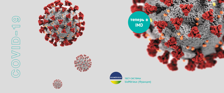 <b>100%</b>чувствительность определения антител класса IgG и IgM <br /> к COVID-19<br /><br /><br />Срок выполнения от 4 часов!